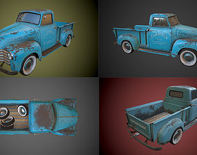 Chevrolet 3100 Pickup - game ready 3D model