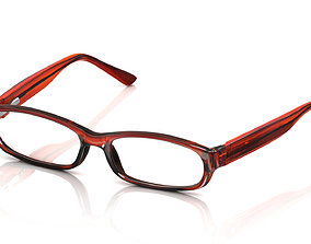 eyesight Eyeglasses for Men and Women 3D print model