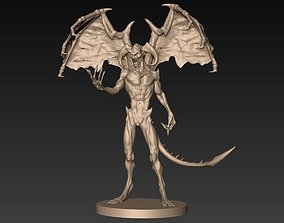 Demon Creature 02 3D