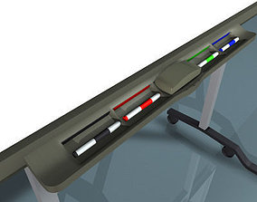 3D model Instructional Smart whiteboard