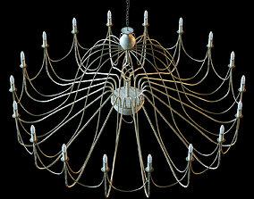 3D model Lis lighting avalon 4580z