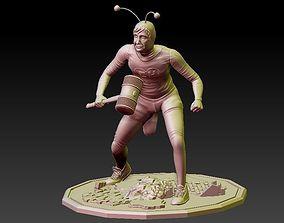 3D print model El Chapulin Colorado - another pose