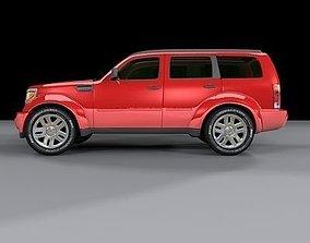 Dodge Nitro 2007 3D