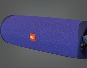 3D JBL speaker bass