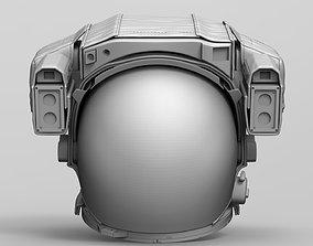 Astronaut Helmet 3D