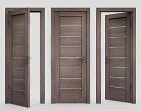 3D model architecture Interior door