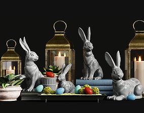 3D Essex Bunny Pottery Barn