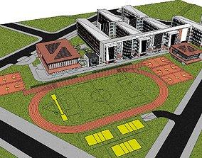 3D Region-City-School 109