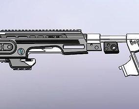 3D print model Glock Conversion Kit