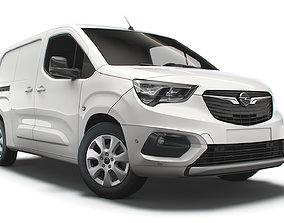 Opel Combo LWB Limited Edition Van 2021 3D
