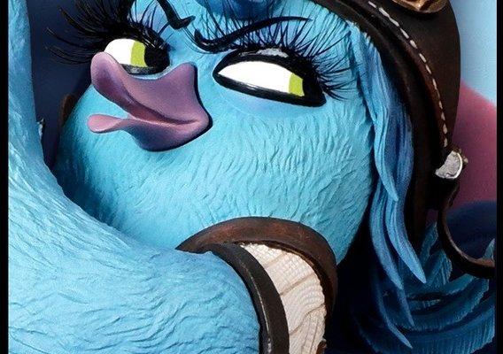 Paige Angry Birds Movie 02