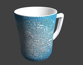 3D model Cup - package 6