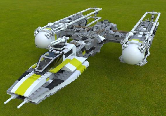 Modular Brick Y-Wing