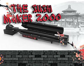 The Sushi Maker 2000 3D printable model