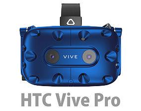 HTC Vive Pro 3D model