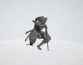Yoshimitsu Tekken 7 King of Iron Fist 3D printable model 1