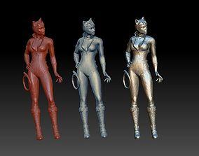 3D printable model Catwoman from Arkham City arkham