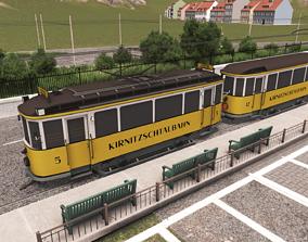 3D asset Kirnitzschtalbahn