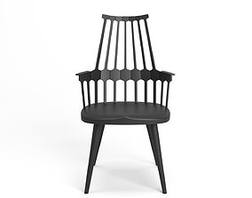 3D model Kartel Comback Chair