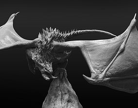 Dragon 3D dinosaure