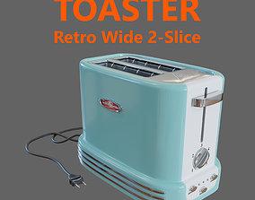 Toaster 3D model PBR
