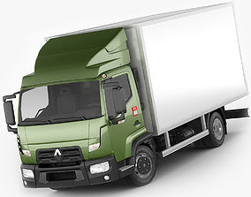 Renault Trucks D 3D model