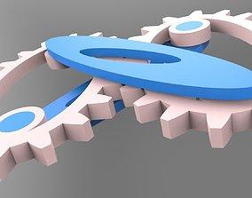 3D model Gear