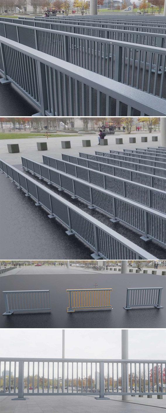 Bridge Railing [2] |=|=|=|=|=|=|=|=|=|=|=|=|=|=|