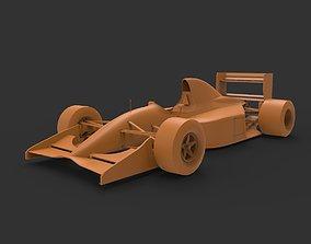 3D print model Lotus f1