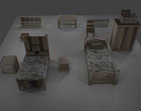 3D model Medieval Prop Pack 1