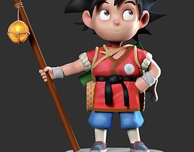 Son Goku 3D printable model