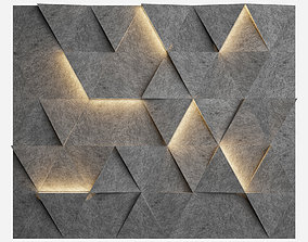 3D Wall Panel 9