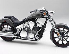3D print model Honda Fury Motorcycle