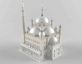 3D Mosque in Cairo