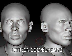 Kobe Bryant 3D print model games
