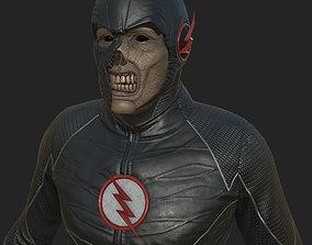 3D model Black Flash