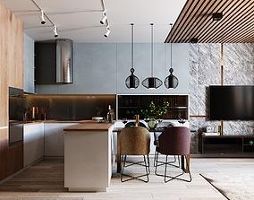 3D Apartment Design 3