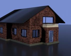 bassinet-te 3D model Little house