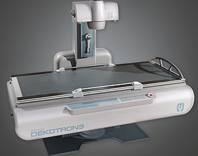 XRay Machine HPL - PBR Game Ready 3D asset