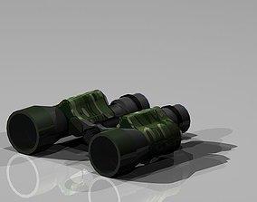 3D rigged binoculars