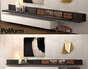 Poliform DAY COLLECTION 3D model