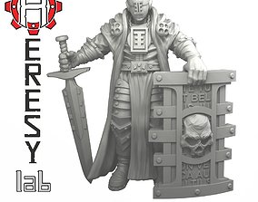 Heresylab - Inquisitor Guard 3D printable model