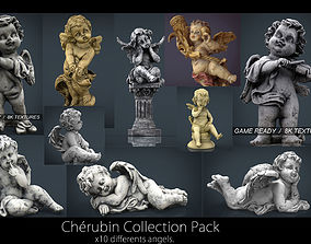 Cherubin Collection Pack 3D