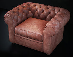Busnelli Grande Walzer Armchair subberjean 3D