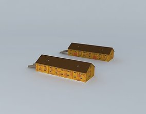 3D model Gunpowder Storage Buildings