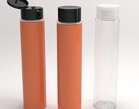 3D model shampoo bottle type2