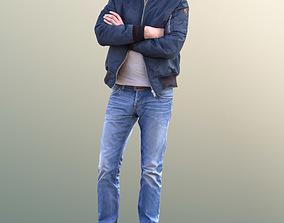 3D model Lars 10425 - Standing Casual Man