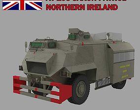 3D AT 105 SAXON PATROL - NORTHERN IRELAND