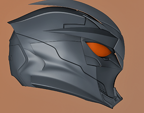 Nova Helmet 3D print model armor