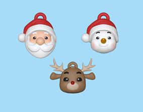 3D print model Christmas Ornaments kit